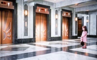 Quel est le rôle de l'ascenseur au cinéma ?